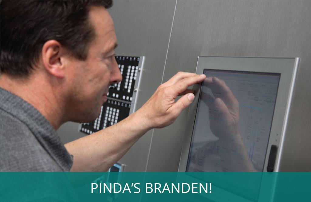 Pinda's branden